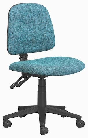 Teal coloured Drive Chair - operators range