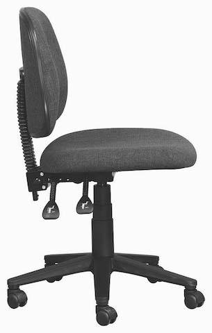 black office chair basic