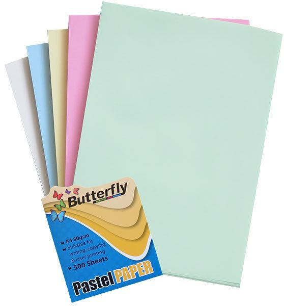 Colour Paper assorted