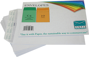 Peel & Seal Envelope