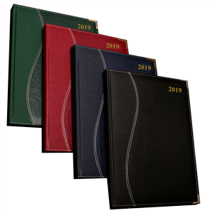 A4 2 tone diary