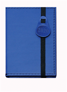Blue Pocket Diary