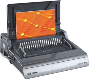 FELLOWES - GALAXY E COMB BIND