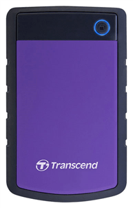 Transcend purple 2TB HDD