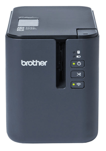 BROTHER - P-TOUCH PT-P900W DESKTOP LABELLING MACHINE
