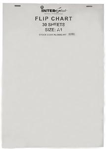 30 sheets flip chart pad