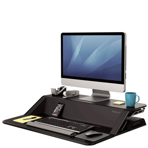 FELLOWES - LOTUS DX Sit-Stand Black