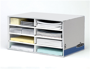 BANKERS BOX - SYSTEM SERIES Desktop Sorter
