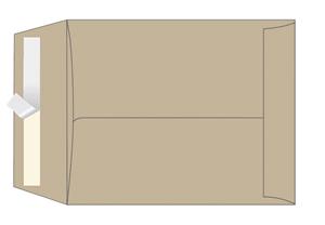 C4 ENVELOPES 324 X 229MM Peel-&-Seal