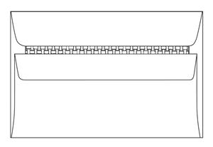 C5 ENVELOPES 229 X 162MM Peel-&-Seal