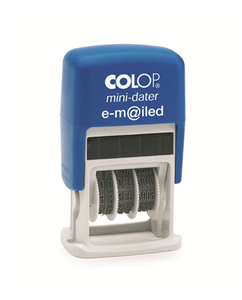 COLOP - MINI DATER S160 EMAILED