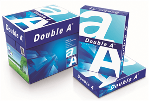 DOUBLE A - 80GSM BOND PAPER A4 - White