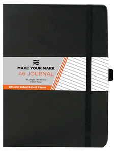CTP - NOTEBOOKS/ JOURNALS A6 192 Page Lined