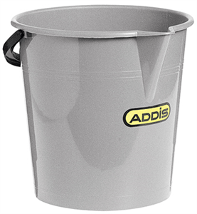 ADDIS - CLEANING EQUIPMENT Bucket Without Lid 12L