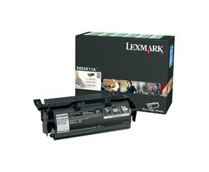 LEXMARK - TONER X654 Black