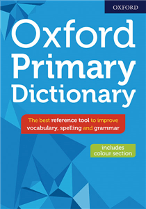 OXFORD - PRIMARY SCHOOL DICTIONARY Primary School - Paperback - 9780192768599