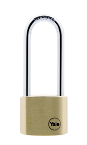 YALE - PADLOCKS 40mm Long Shackle