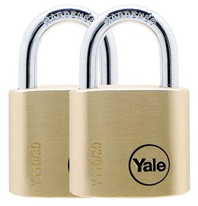 YALE - PADLOCKS 30mm Duo