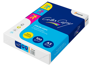COLOR COPY - LASER PAPER A3 100gsm - White 500 Pack