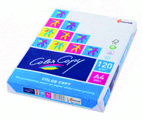 COLOR COPY - LASER PAPER A4 120gsm - White 250 Pack