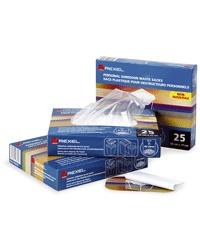 REXEL - SHREDDER WASTE SACK WS2 115-225 litre 250 Pack
