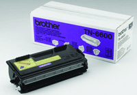 BROTHER - TONER TN6600 Black