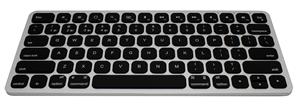 KANEX - MULTISYNC MINI KEYBOARD Ultraslim Bluetooth - Black