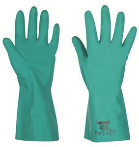 GLOVES Nitrile - Green