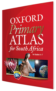 OXFORD - PRIMARY SCHOOL ATLAS Primary School