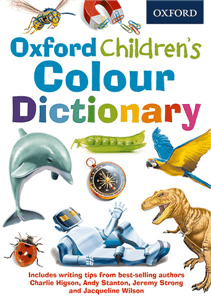 OXFORD - CHILDRENS COLOUR DICTIONARY Childrens Colour - Paper back